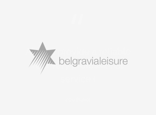 Logo for Belgravia Leisure